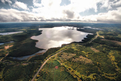 Arianne Phosphate partners with Quebec Center of Geomatics to apply AI & remote sensing to future Lac à Paul tailings dam