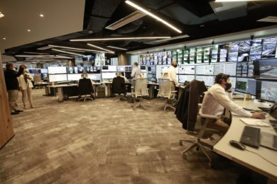 Anglo American inaugurates its first global Integrated Remote Operations Centre in Santiago for running Los Bronces
