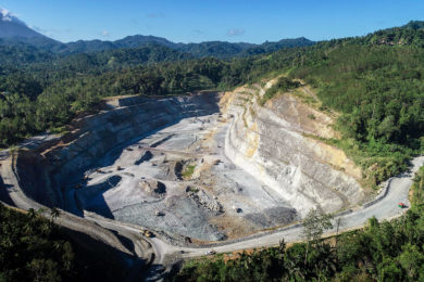Hexagon's Mining division awarded significant project at Toka Tindung gold mine, Indonesia