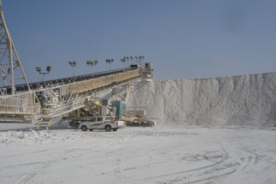 Terra Nova Technologies gets major engineering services contract for dry tails stacking equipment at Ma'aden Phosphate
