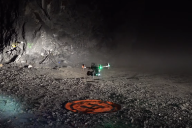 Underground mine drone survey takes another step as Exyn achieves Level 4A Autonomy