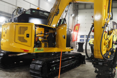 Northvolt to supply Pon Equipment with battery systems for electrification of construction excavators