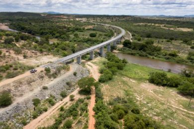 ERG's BAMIN wins bid to operate FIOL railway in Brazil from new Caetite iron ore mine to Porto Sul
