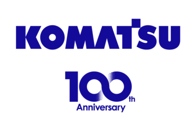 Komatsu Ltd to marks 100 years in business on May 13
