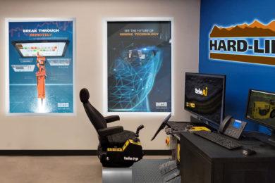 HARD-LINE expands into new NORCAT underground facility