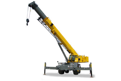 MPM Rental adds three new Manitowoc Grove RT9130E-2s for Chile's dynamic mining sector