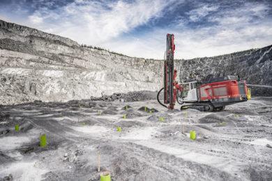 Tapojärvi and Yara select Sandvik Mining and Rock Solutions Top Hammer XL technology for Siilinjärvi