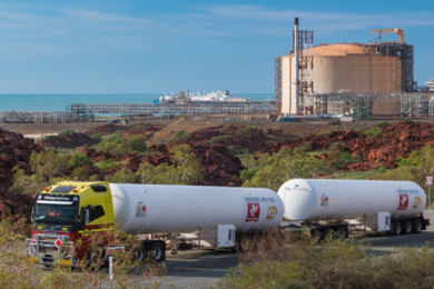 Strandline finalises LNG supply agreement for Coburn mineral sands project in WA with Woodside Energy and EDL