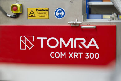 TOMRA completes the diamond recovery loop with new XRT solution