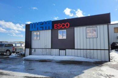 Weir ESCO takes advantage of expansion opportunities in Utah, Quebec