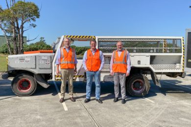 Ampcontrol helping Australian underground mines reduce emissions through both battery retrofits and its all new electric vehicle