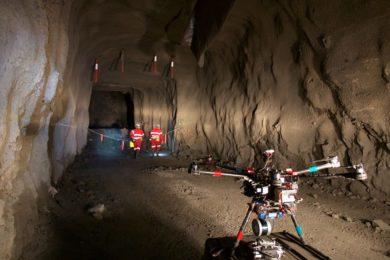 Autonomous drone major Emesent and mining software group Datamine announce partnership