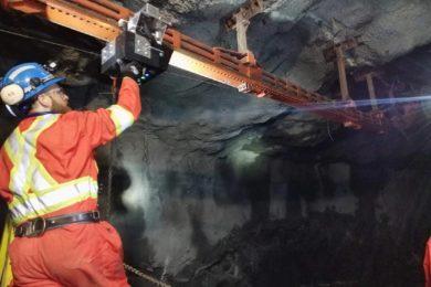 Redpath Canada & SafeSight Exploration win Safety Innovation Award for development of MRC Rail Runner