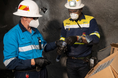 Fully wireless production blasting starts at Syama mine in Mali using Orica WebGen™