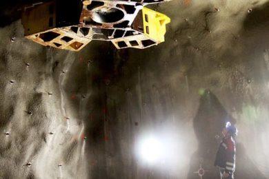 LKAB & Montanuniversität Leoben to test new mining method of raise caving to mine Kiruna's new depths