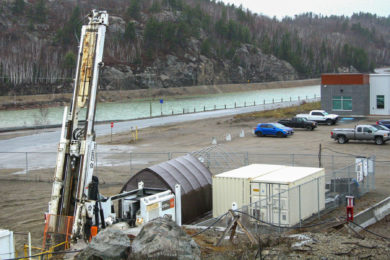 Boart Longyear expands technology and innovation activities at the NORCAT Underground Centre