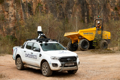 Oxbotica and TRL draft off-highway automation Code of Practice