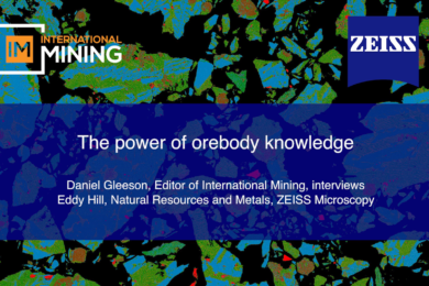 The power of orebody knowledge