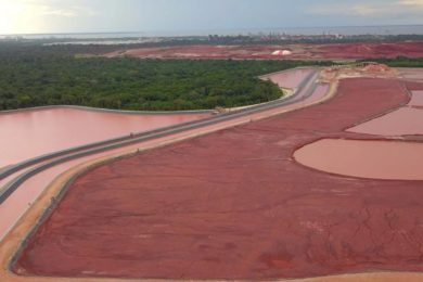 Norsk Hydro looks at options for bauxite mining residue in Brazil