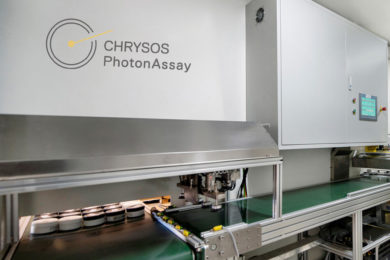 Novo Resources signs deal to use Intertek's two new Chrysos PhotonAssay units in Perth for gold project drill samples