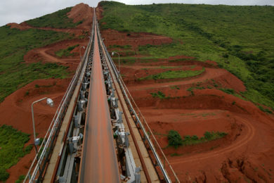 India's longest single flight conveyor represents another TAKRAF milestone in materials handling