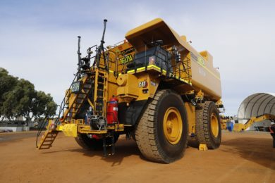 Rio Tinto details its autonomous water truck project for Gudai-Darri which includes three 160,000 litre units