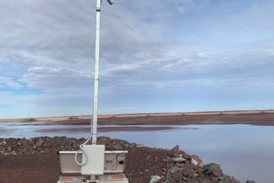 OZ Mineral digitises tailings dam inspection at Prominent Hill operation