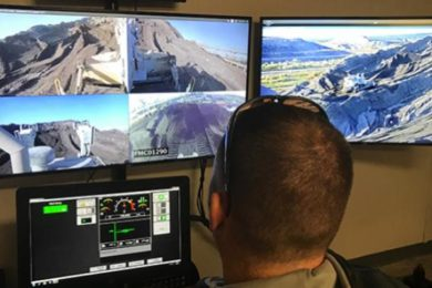 Nutrien implements Cat Command for Dozing technology at Aurora phosphate mine