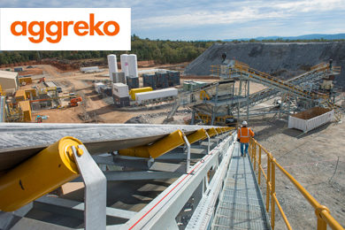 Aggreko connects mining sector with flexible LNG power options