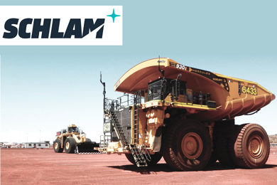 Schlam closes the feedback loop for mining customers