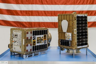 Orbital Sidekick goes above and beyond to improve hyperspectral imaging