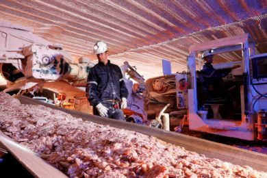 Nutrien to boost potash output from 'low-cost' mine network