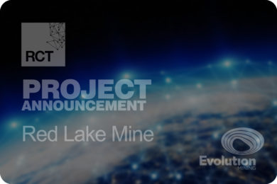 Evolution enlists RCT and its Guidance Automation tech to transform Red Lake gold mine