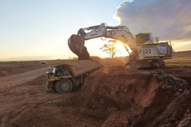 Ramelius kicks off ore mining at Tampia gold project