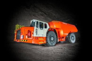 Sandvik deploys Stage V Volvo Penta engine on 63 t underground Toro TH663 truck