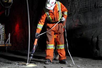 Newmont's Canada mines hit wireless initiation milestone with Oricas WebGen
