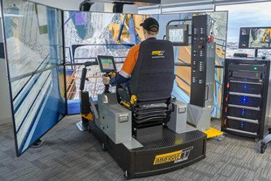Immersive to supply simulators, solutions for Rio's Gudai-Darri automation