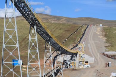 OHLA, a new brand for a global infrastructure group with major mining involvement