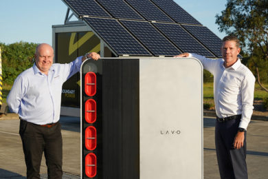 LAVO, Ampcontrol and Boundary Power to investigate hydrogen storage solutions