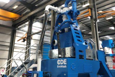 Cedric Minería selects CDE EvoWash wet processing tech for Buin sand, gravel ops