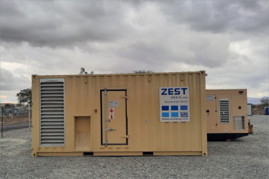 Zest WEG carrying out EC&I works at Anglo Platinum's Mogalakwena CPR plant