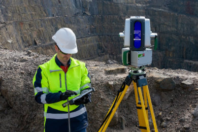 Maptek cuts data capture time with new dual-window laser scanner