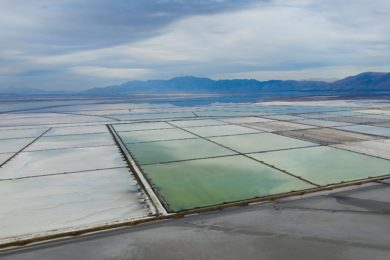 Compass Minerals looks to leverage new lithium resource at Ogden site
