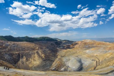 Rio Tinto commits to initial underground mine development at Kennecott including Sandvik BEV trial