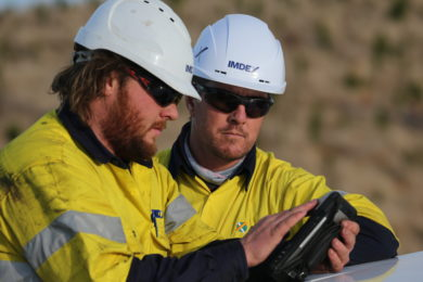 IMDEX SURVEY-IQ simplifies data on the frontline for drillers
