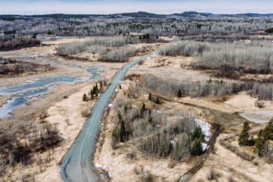 Yamana Gold retains electrification path for Wasamac in new study