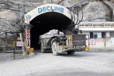 GHH India's contract mining arm wins plaudits for work with Hindustan Zinc