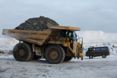 ALROSA considers conversion of mining trucks to dual fuel diesel and LNG