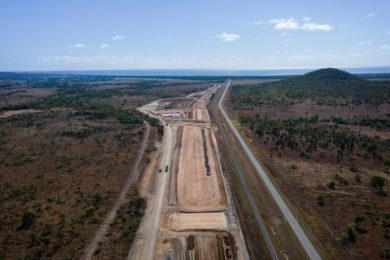 Hillery Group to deliver A$15 million of rail infrastructure for Carmichael