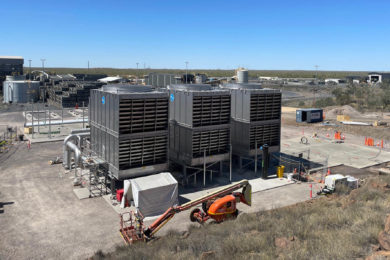 Mine cooling solution set for 2022 start up at MMG's Dugald River zinc mine